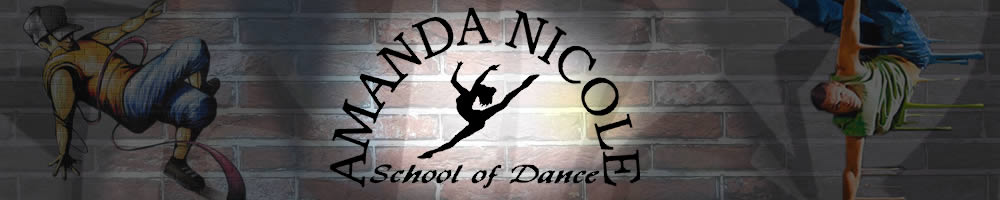 Amanda Nicole School of Dance - All forms of Dance Training in the North East